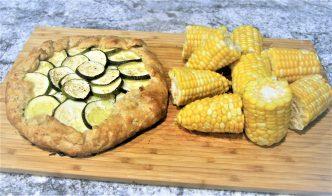 Zucchini Gallette